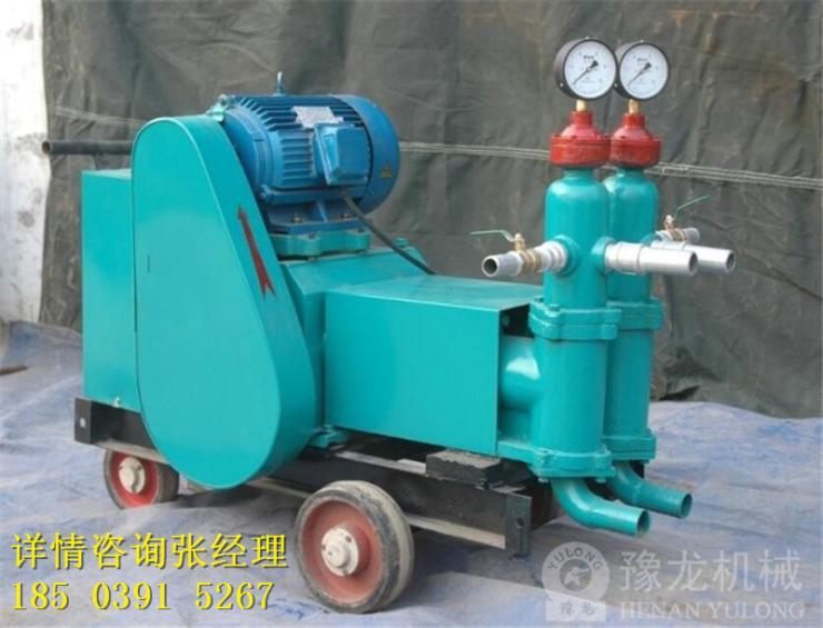 山东150泥浆泵路面填充