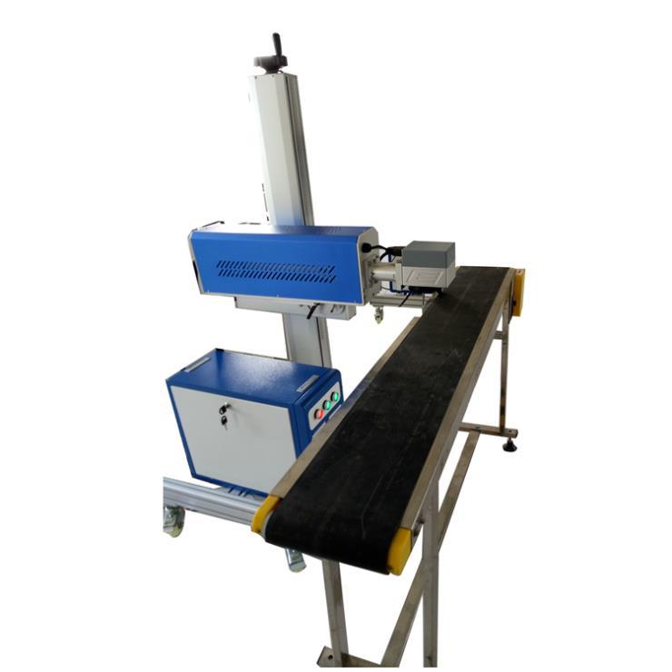 广西 LOgo在线激光喷码机 织物切割在线激光打标机