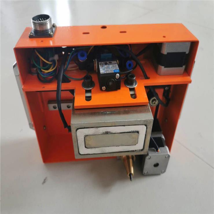福建金属编码打码机圆弧面打标机瑞丰科技小巧