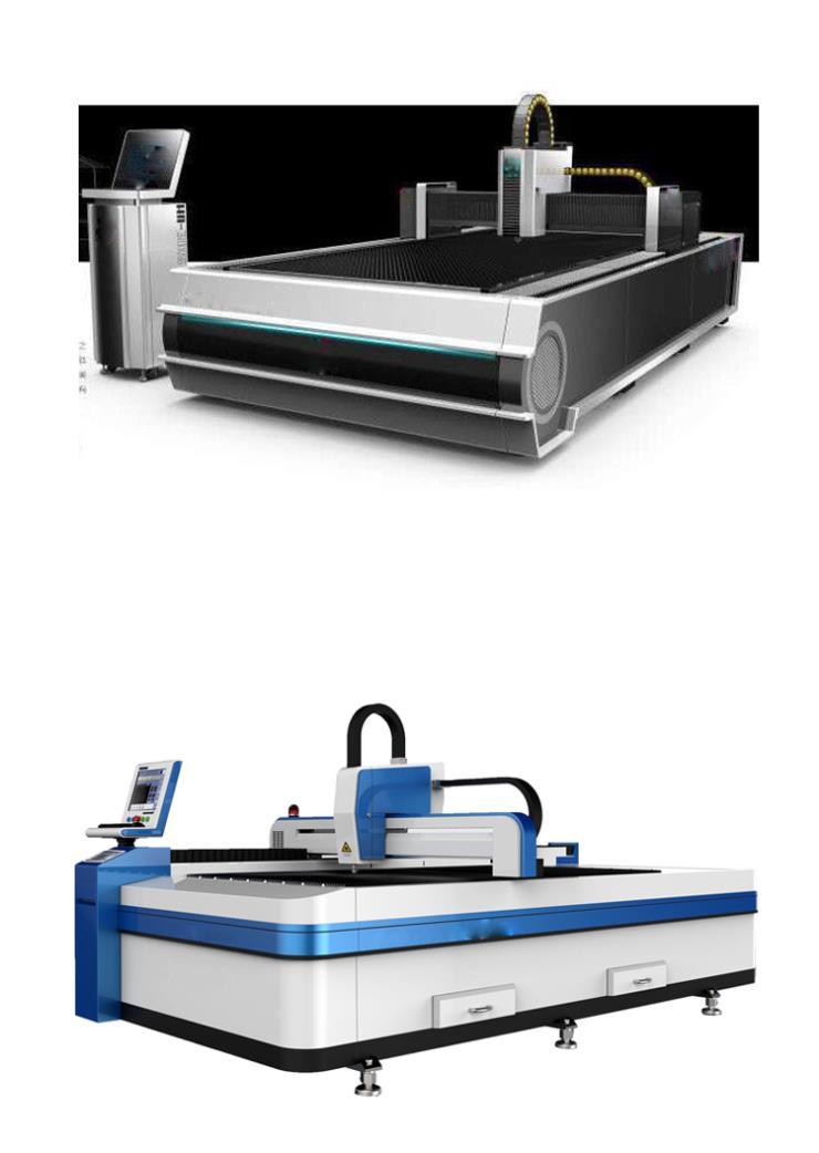 出售 鋁型材激光切割機 平面光纖激光切割 瑞豐激光調試