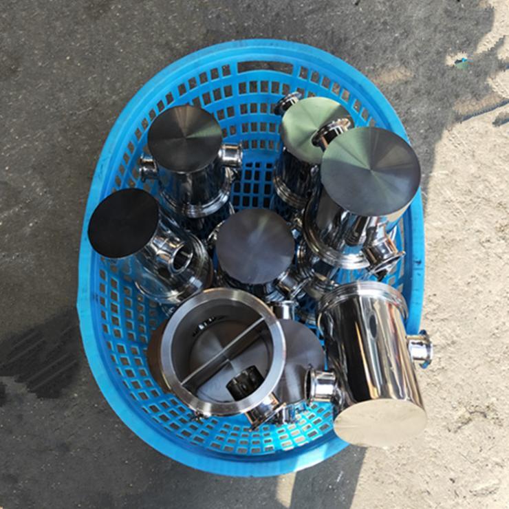 无菌取样阀主要用于罐设备或管道里面的物料样品采集