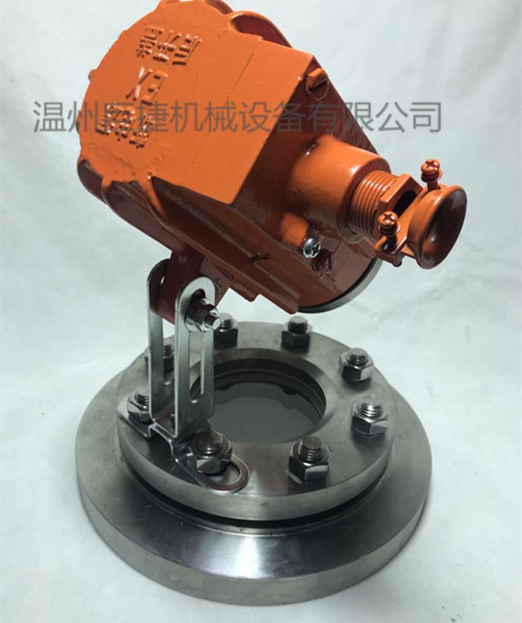 HGJ501-86压力容器视镜?不锈钢单压型直通视镜_直通视镜