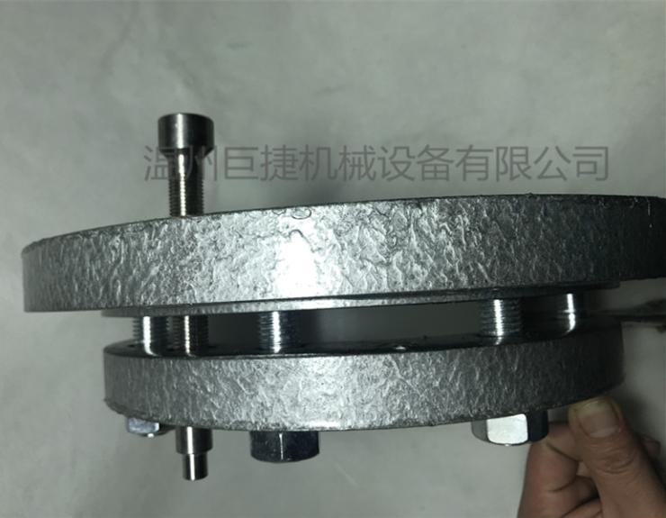 NB/T47017碳钢压力容器视镜 视镜(可带冲洗装置?防爆灯)
