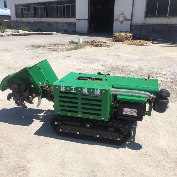 城中区小型履带开沟回填施肥除草机农用机械批发