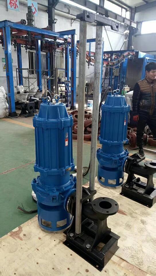 ZJQ50-25-32-5.5潜水渣浆泵