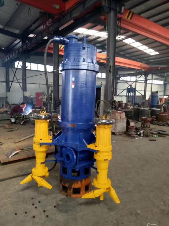 ZJQ100-100-30-15潜水渣浆泵