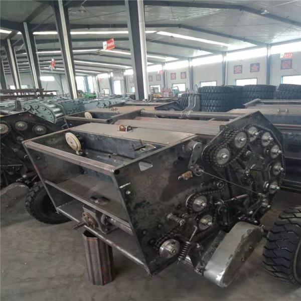 齐齐哈尔水稻秸秆捡拾打捆机 出厂价