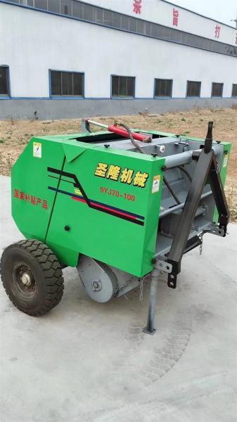仙居县秸秆自动捡拾打捆机 出厂价