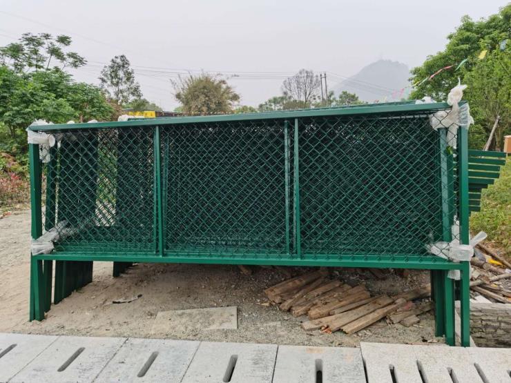 宁德绿化护栏网生产 宁德绿化护栏网安装