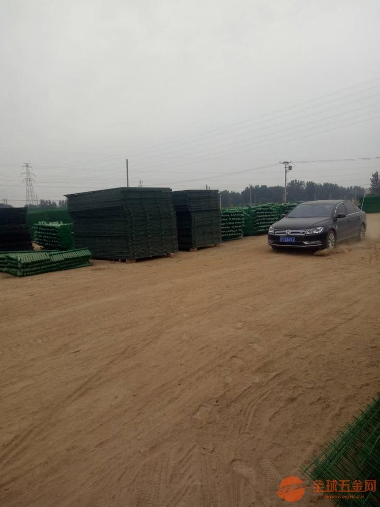 扬州带框护栏网图片