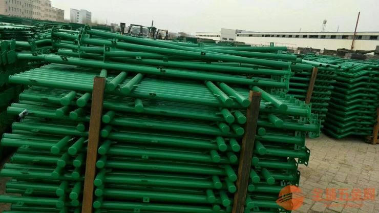 郴州三角加强筋护栏网图片