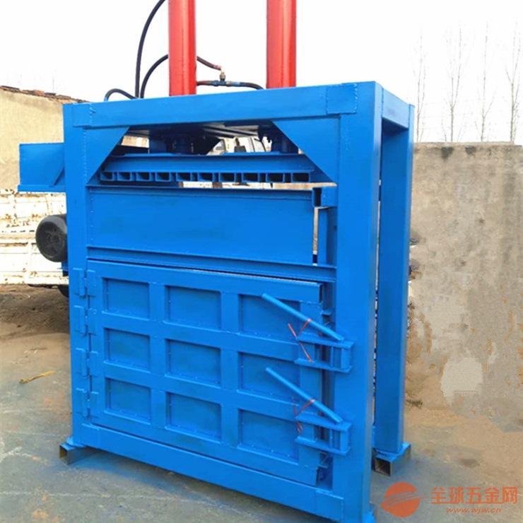 广东油漆桶液压打包机厂家