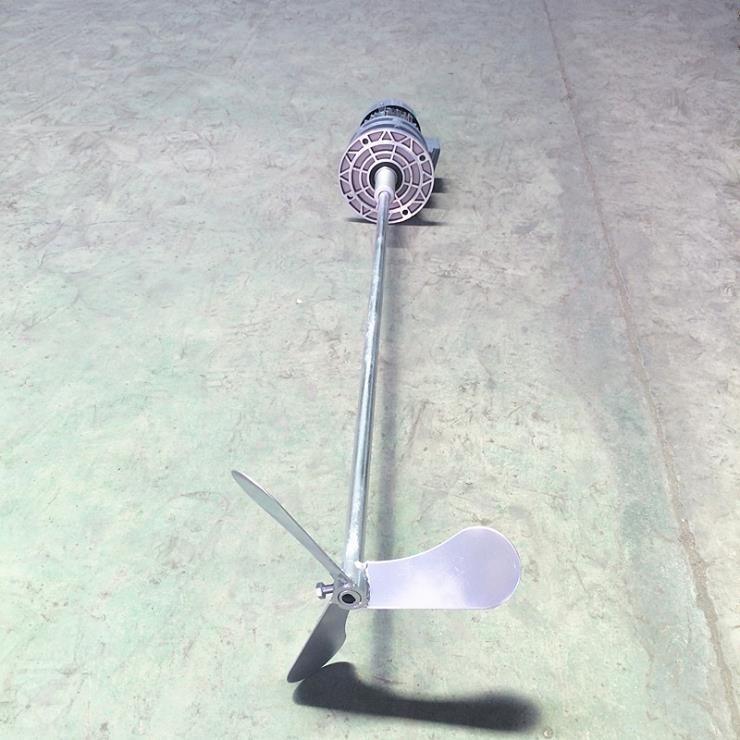 专业生产qjb0.85kw 潜水搅拌机 用于平衡池