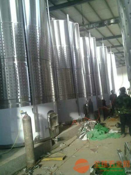 南通不锈钢发酵罐生产厂家
