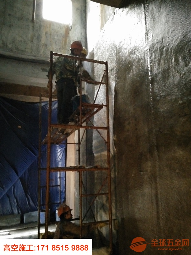 资讯:乐山市脱硫塔玻璃鳞片防腐公司施工怎么样?