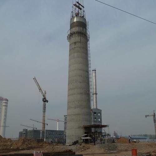 芜湖市方形烟筒新建只选江苏海工建设有限公司%烟囱内防
