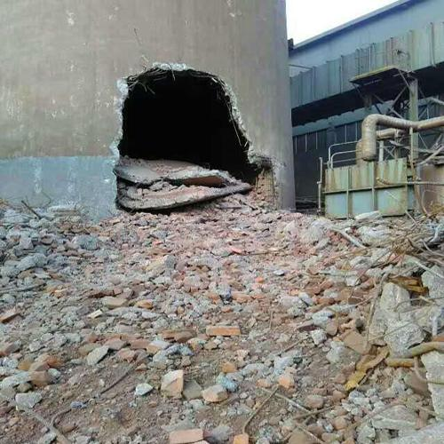 铜川市拆烟囱施工公司