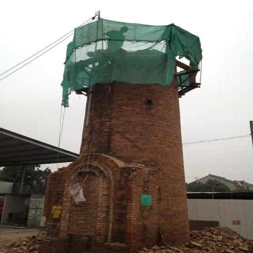 西宁市拆烟囱施工工程