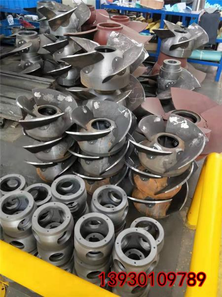 700QZB-100雪橇式轴流泵检修时间要注意