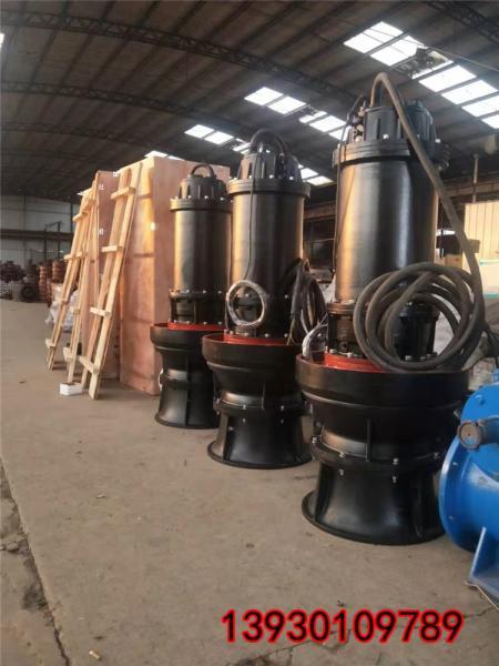 350QZB-50电厂轴流泵技术创新非常重要