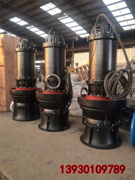 500QZB-50J大流量潜水轴流泵使用寿命有多久
