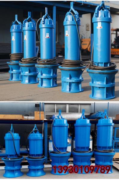 350QZB-160J立式轴流泵合理选型包括哪些方面