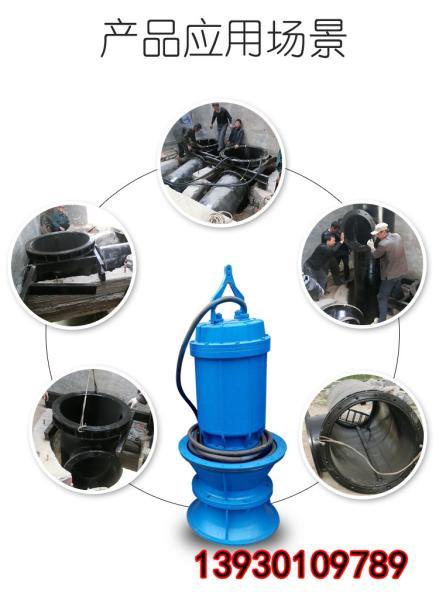 350QZB-70J大型轴流泵检修时间要注意