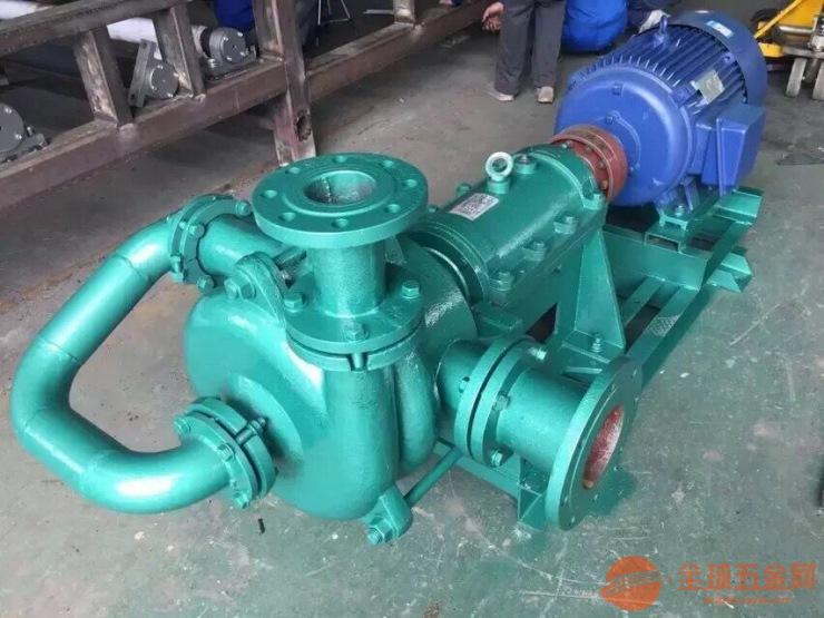 125SYA95-132压滤机专用送料泵