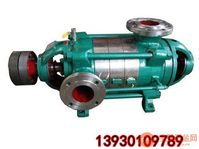 美兰200D65*10多级泵阀门元件与流动阻力之间的