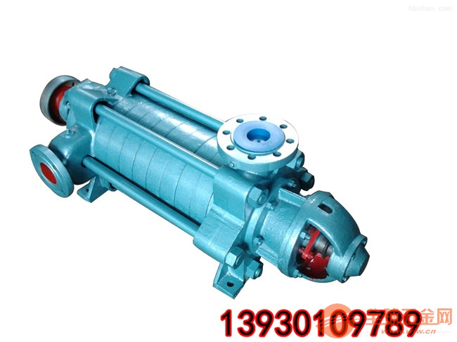 定结125D-25*4多级泵的组成方式多级泵的组成方