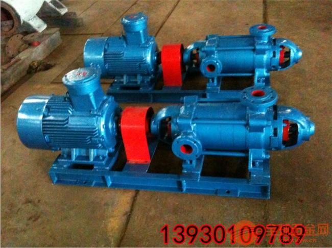 甘洛50D-8X6多级泵盖的修理方法多级泵盖的修理方