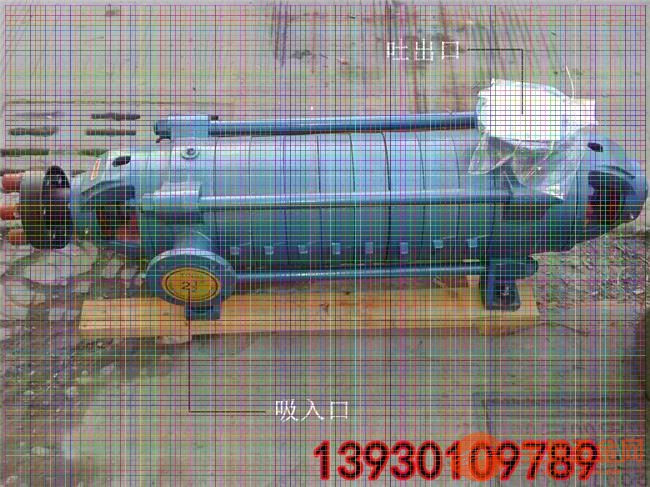 津市市150D30X3多级泵怎样区分进水口多级泵怎样