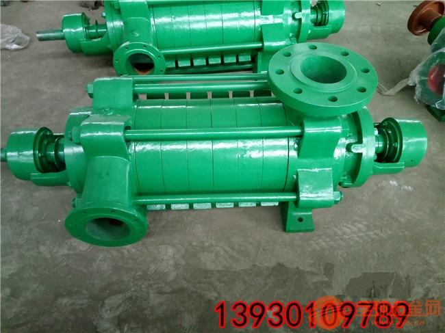 麻章100D-24X10多级泵的需求怎么会这么大多级