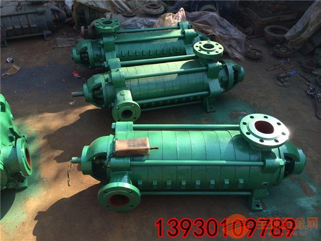 新田100D-45*8多级泵加不满水的种情况多级泵加
