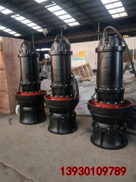 600QZB-160轴流泵的叶轮维护主要体现在哪些方面