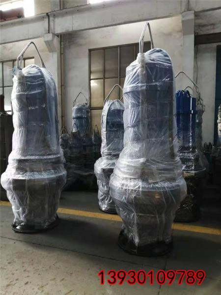 350QZB-160J立式轴流泵正确使用是关键