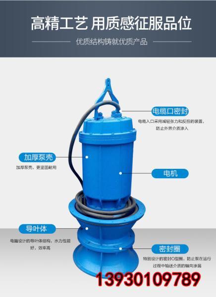 700QZB-85立式轴流泵技术取代传统铸造工艺