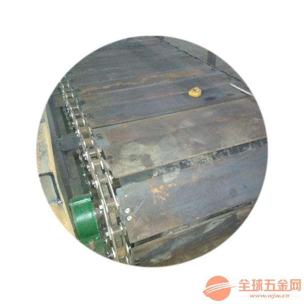 鄂尔链板输送机配件厂 运输平稳链板运输机设计加工