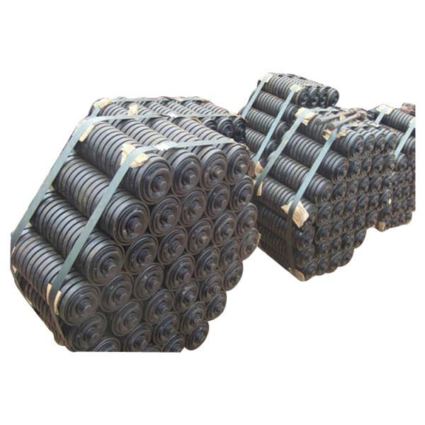 好 的耐磨性能无动力滚筒输送机 厂家直销防水托辊xy