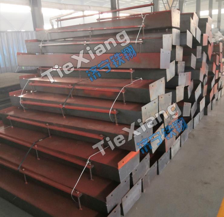 地鐵鋪軌方形模板 地鐵中心水溝模板