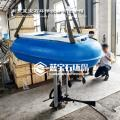 浮筒式水下曝气机 射流式水处理曝气器1.5kw