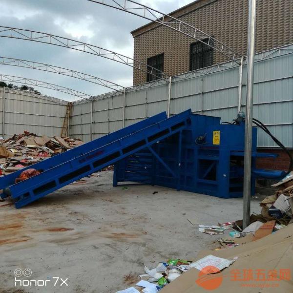 南京300吨卧式液压打包机图片