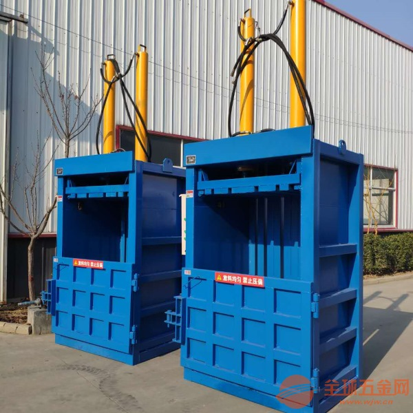 南京160吨液压打包机厂家直销