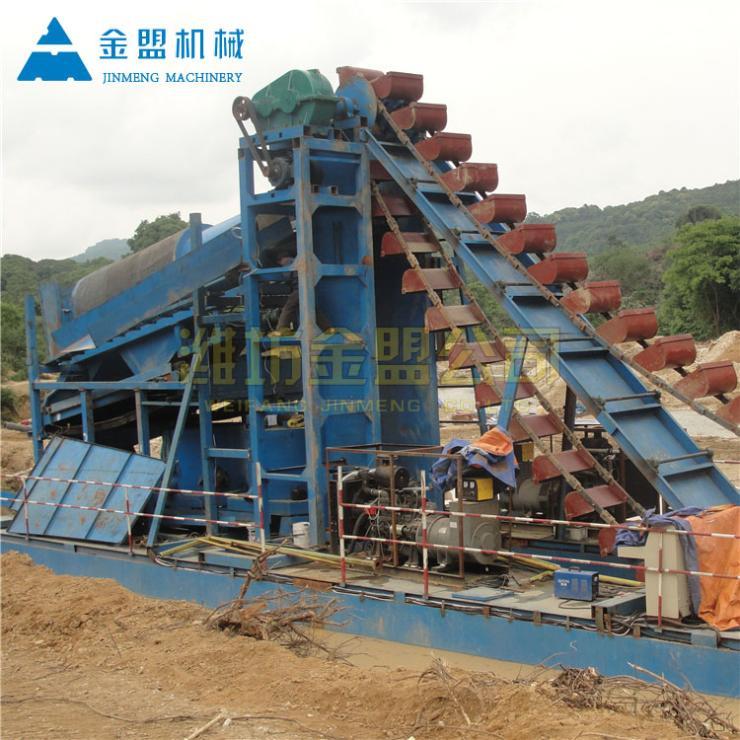 滨州绞吸式挖沙船定制价格