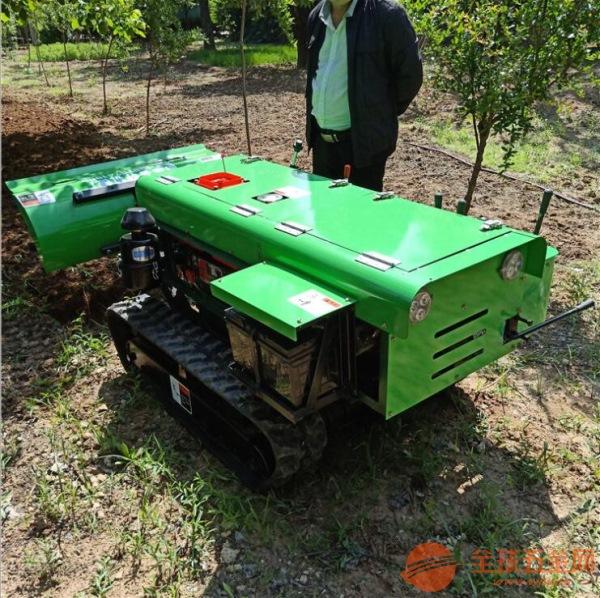 自走式履带施肥埋肥一体机省时高效
