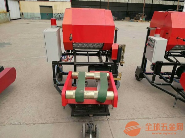 青儲半自動打捆機飼草打包機專業制造