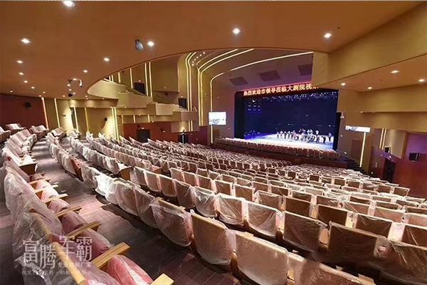 山东滨州大剧院案例铝单板、造型铝单板、铝方通厂家供应