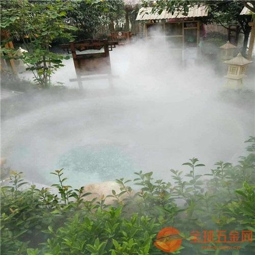 通宝专注生产优质雾森环保人造雾工程