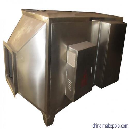 垃圾房UV光氧催化除臭设备工程工作原理