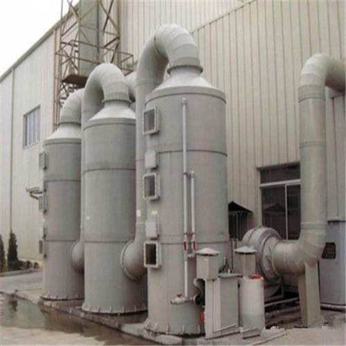 植物液喷淋除臭系统工程厂家介绍